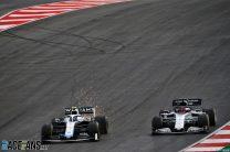 Nicholas Latifi, Williams, Autodromo do Algarve, 2020
