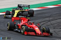 Ferrari's deficit to top teams prompts early focus on new car for 2022