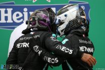 Bottas doesn't understand why he didn't have the pace to beat Hamilton