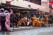 Lando Norris, McLaren, Autodromo do Algarve, 2020