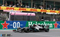 Lewis Hamilton, Mercedes, Autodromo do Algarve, 2020