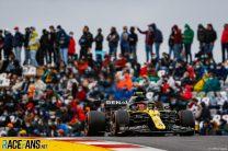 Esteban Ocon, Renault, Autodromo do Algarve, 2020