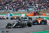 Valtteri Bottas, Mercedes, Autodromo do Algarve, 2020