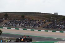 Kerbs to mark track limits at Portuguese GP after spate of invalid laps in 2020