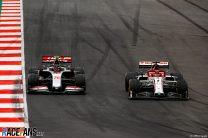 Kevin Magnussen, Kimi Raikkonen, Autodromo do Algarve, 2020