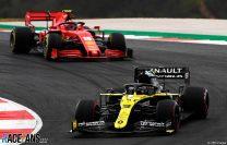 Daniel Ricciardo, Renault, Autodromo do Algarve, 2020