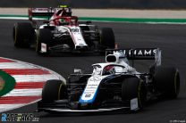 George Russell, Williams, Autodromo do Algarve, 2020