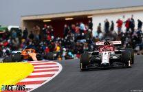 Kimi Raikkonen, Alfa Romeo, Autodromo do Algarve, 2020