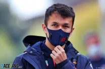 """""""I was slightly down on experience"""": Albon on what went wrong in 2020 and his determination to return"""