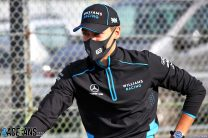 """Russell explains letter to team apologising for """"unacceptable"""" Imola Safety Car crash"""