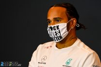 """Hamilton wants GPDA to """"work closely with F1"""" on driver salary cap"""