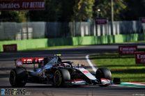 Kevin Magnussen, Haas, Imola, 2020