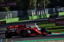 Sebastian Vettel, Ferrari, Imola, 2020