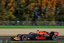 Max Verstappen, Red Bull, Imola, 2020