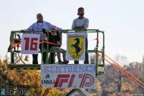 Fans, Imola, 2020