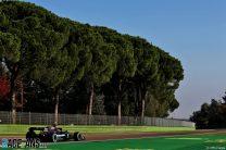 Lewis Hamilton, Mercedes, Imola, 2020