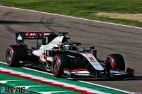 Romain Grosjean, Haas, Imola, 2020