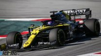 """Renault's performance a """"nice surprise"""" in return test – Alonso"""