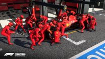 "Ferrari downgraded slightly in new ""F1 2020"" patch"