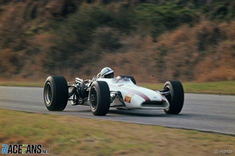Honda, 1968