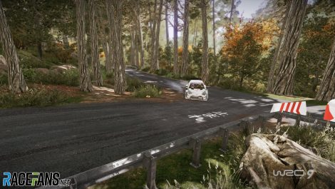 WRC 9 screenshot