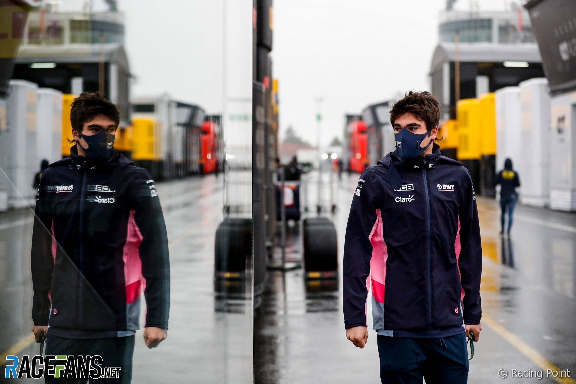 Sergio Perez, Racing Point, Nurburgring, 2020