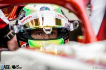 Schumacher and Ilott have to wait for F1 debuts as first practice is cancelled