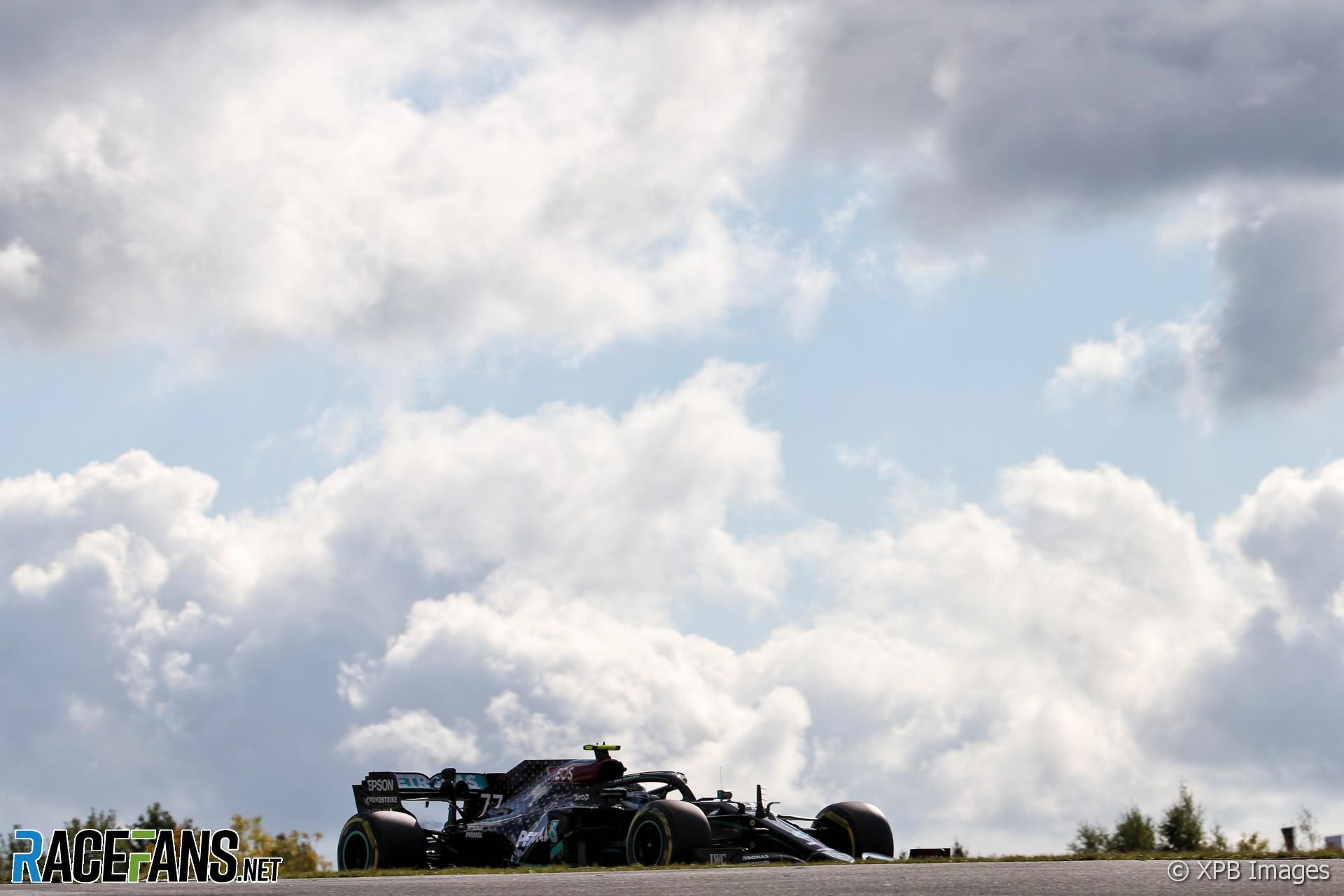Valtteri Bottas, Mercedes, Nurburgring, 2020