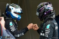 Will Bottas seize his chance to cut Hamilton's points lead again?