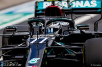 Mercedes hope Bottas can avoid grid penalty after power unit fault