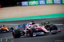 """Racing Point can keep third in championship if """"bad luck"""" ends – Green"""