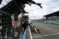"""Why Renault believe they """"can now be taken seriously"""" after podium breakthrough"""
