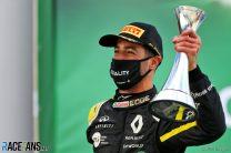 Ricciardo will hold Abiteboul to tattoo bet after breakthrough podium