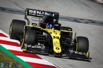 Alonso's filming day gave Renault useful feedback – Ocon
