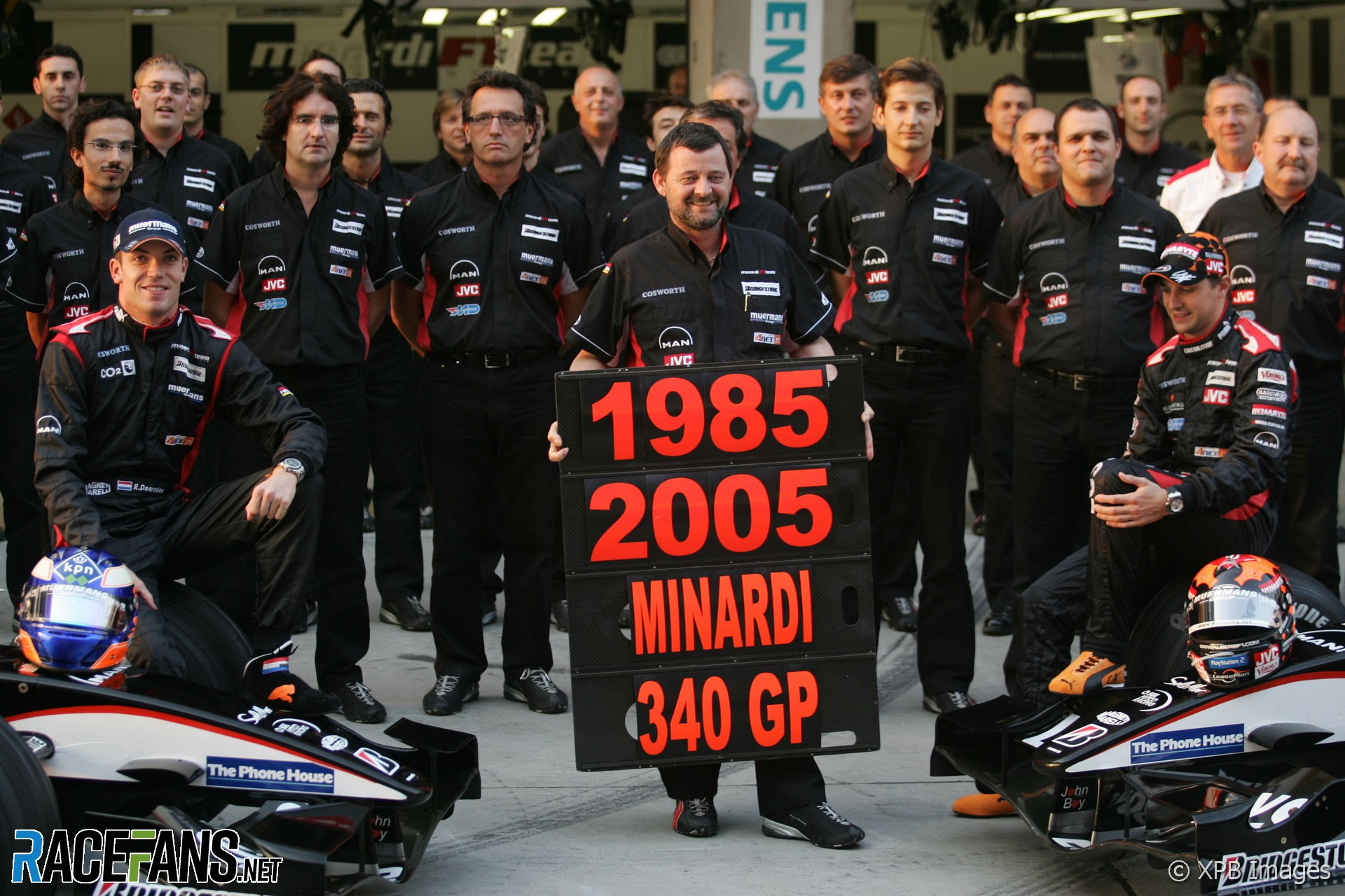 The last days of Minardi - Part one: How F1's ultimate underdogs went out fighting · RaceFans