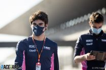 Stroll: I didn't get tested because I didn't think I had Covid