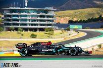 Mercedes pair lead Verstappen in first practice at Algarve