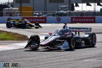 Josef Newgarden, IndyCar, St Petersburg, 2020