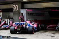 Racing Point expect better performance from Stroll at Imola after troubled return