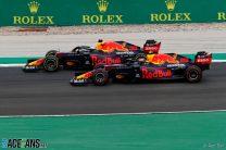 Max Verstappen, Alexander Albon, Red Bull, Autodromo do Algarve, 2020