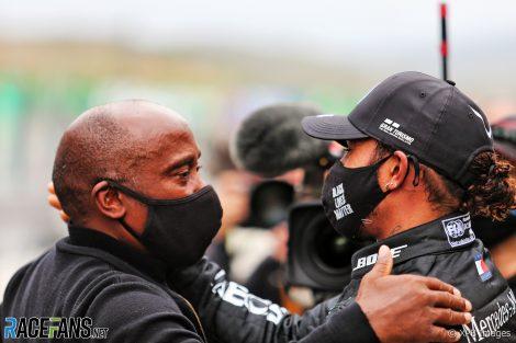 Anthony Hamilton, Lewis Hamilton, Autodromo do Algarve, 2020