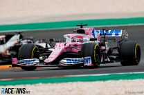 Sergio Perez, Racing Point, Autodromo do Algarve, 2020
