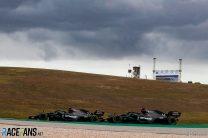 Valtteri Bottas, Lewis Hamilton, Mercedes, Autodromo do Algarve, 2020