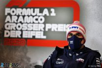 Racing Point's handling of Stroll's Covid-19 test deserved a tougher response