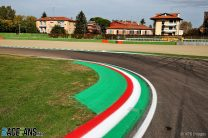 First pictures: Formula 1 returns to Imola for Emilia-Romagna Grand Prix