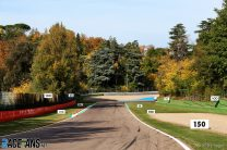Approach to Acque Minerali, Imola, 2020