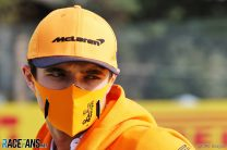 Norris sent Hamilton message to apologise for post-race comments