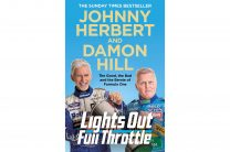 """Lights Out, Full Throttle"" by Damon Hill and Johnny Herbert reviewed"