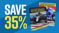 RaceFans Supporters Autocourse discount 2020