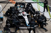 Covid-19 cases lead to personnel changes at Williams for Turkish GP